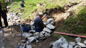 Murowanie jaskini - odcinek 2