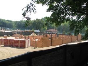 Prace murarskie