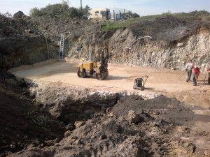 Fundamenty pod zbiorniki