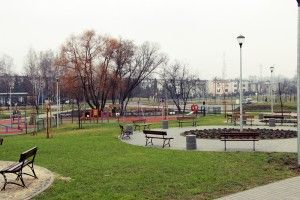 Plac Rekreacyjny
